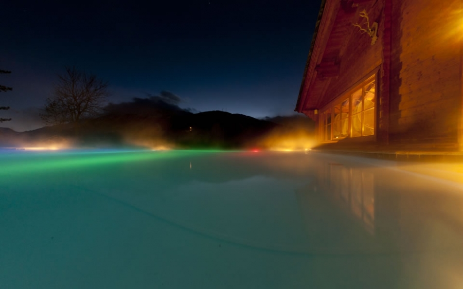 Thermal spas in Bormio